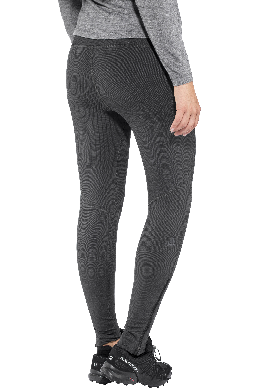 497a8b4f4 adidas Ultra Pantalones largos running Mujer, black/carbon | Campz.es